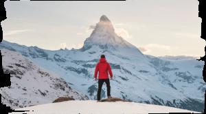 Conversie Bergtop