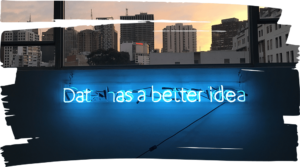 Data Analyse Marketing Neon Uitzicht