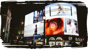 Display Marketing Straat