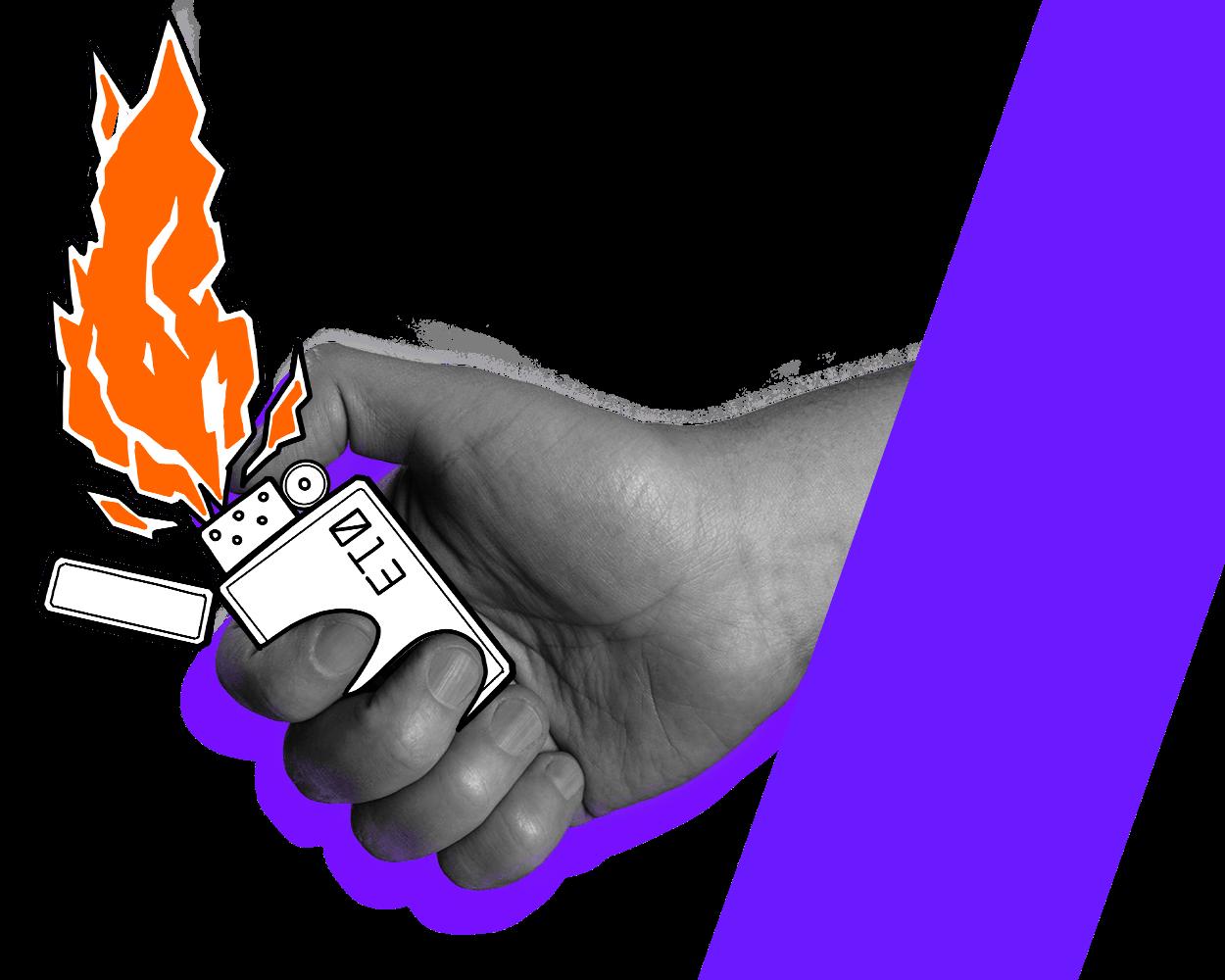Ignite Hand